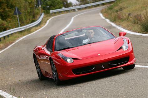 How To Drive A Ferrari 458 by Ferrari F458 Spider Test Drive Maranello Ferrari