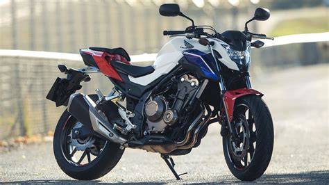 Motorrad F R F Hrerscheinklasse A2 by New Honda Cb500f Best A2 Bike Award Winner Honda Uk