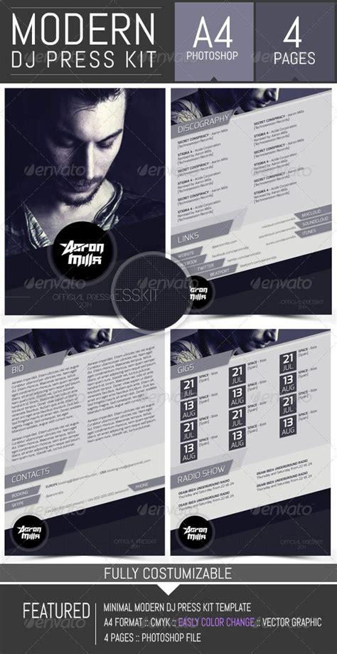 band epk template band epk template 28 best epk electronic press kit images