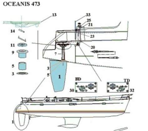 safran en bateau l oc 233 anis 473 sous la flottaison voilier ninamu la