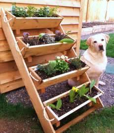 Vertical Garden Beds 36 4 Large Planters Raised Bed Vegetable Garden For Herb