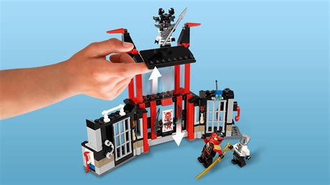 Lego Ninjago 70591 lego 174 ninjago 174 kryptarium prison breakout 70591 cool and building sets canada