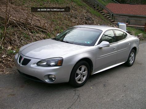 all car manuals free 2005 pontiac grand prix navigation system 2005 pontiac grand prix image 11