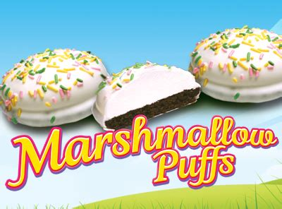 marshmallow puffs  debbie