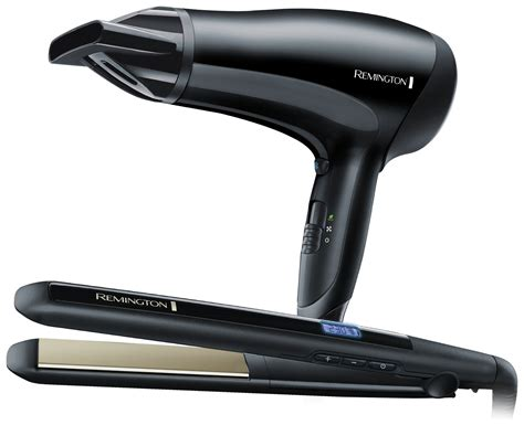 Hair Dryer Argos remington pro ceramic straighteners and hair dryer set 163
