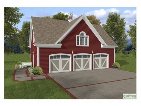 garage plans with shop 3 car garage with carriage house plan