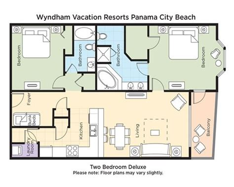 2 bedroom suites in panama city beach fl wyndham vacation resorts panama city beach armed forces vacation club