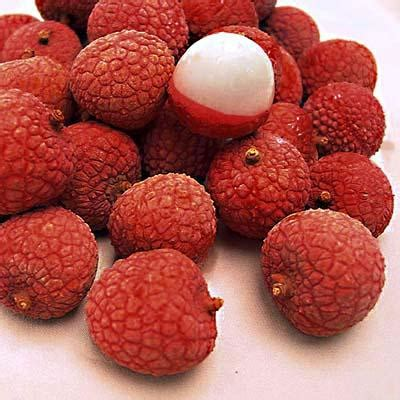 lychee fruit inside holistic way of the lychee