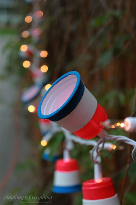 patriotic party lights red white and blue blog hop