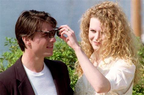 Kidman Celebamour tom cruise and kidman in 1992 l amour the