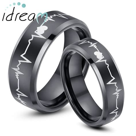 Wedding Bands Unique Matching by Idream Jewelry For And