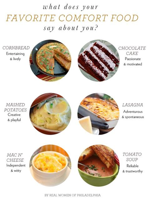 favourite comfort food what your favorite comfort food says about you plus