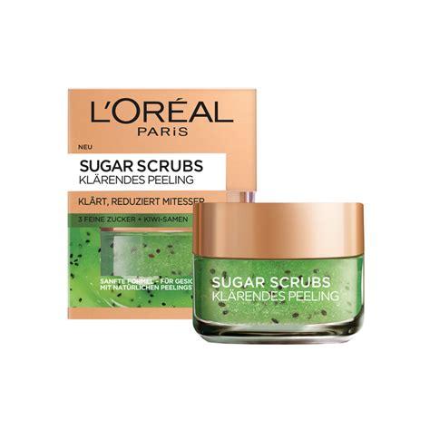 Scrub L Oreal l or 233 al sugar scrubs f 252 r babyzarte haut beautypunk