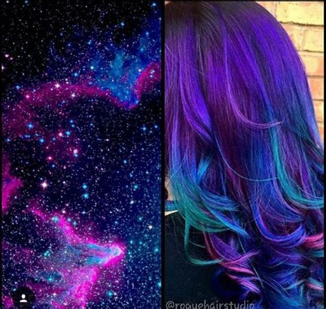 galaxy colors best galaxy hair ideas and how to get the galaxy hair color