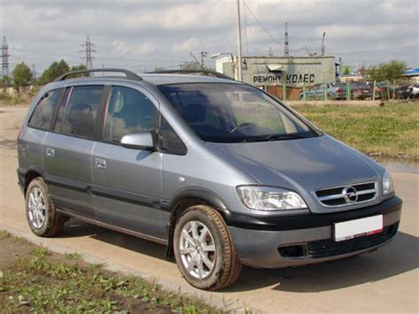 opel zafira 2005 opel zafira 1 6 related infomation specifications