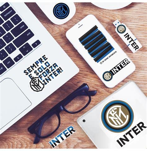 Stiker Set Intermilan fc inter milan mini sticker set for only 163 6 63 at merchandisingplaza uk