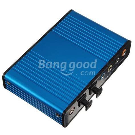 Usb Sound Card Laptop Usb 6 Channel 5 1 External Audio Sound Card For Laptop