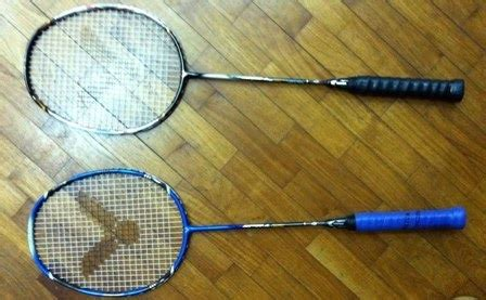 Raket Victor Spira 22 badminton research victor spira 22 and spira 21