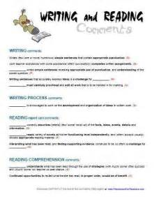 Report Card Comments For 4th Grade Writing by 100 Original Papers Report Writing Exles Year 3