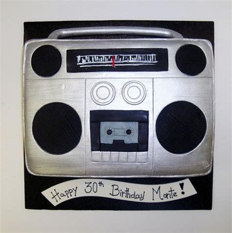rockstar cassetta 1000 ideias sobre bolo tema de discoteca no