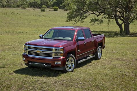 chevy sees greener pastures with 2014 silverado high