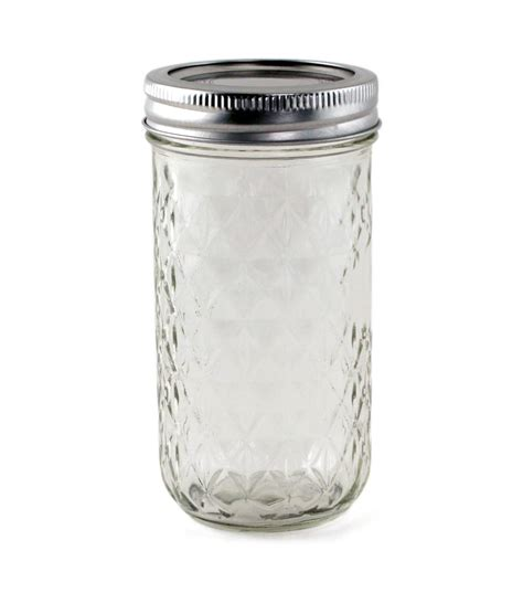 Quilted Jar by Quilted Jelly Jar 12oz Jo