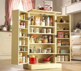 Small Kitchen Cabinet Storage Ideas Freestanding Pantry Cabinets Kitchen Storage And Organizing Ideas