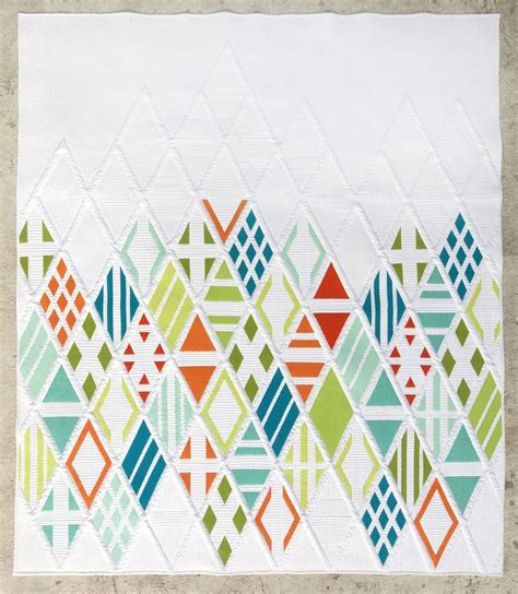 1000 ideas about modern quilt patterns on