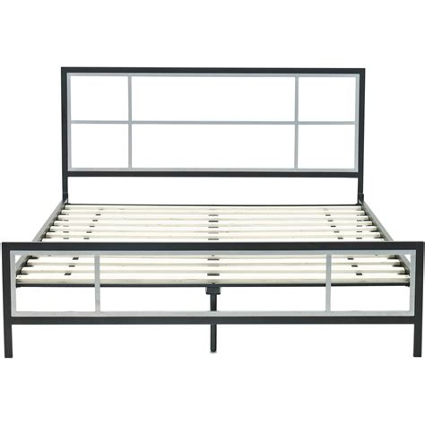 bed frame full size lincoln square full size metal bed frame hbedlinc fl