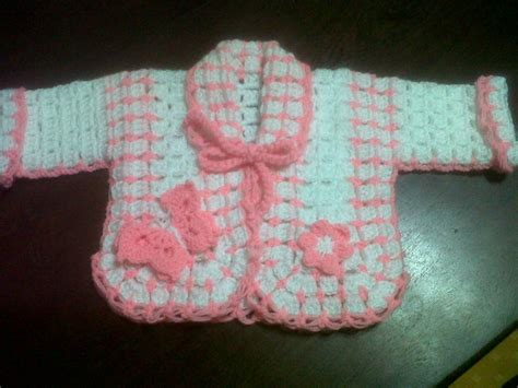 batita de bebe en dos agujas batita de beb 233 a dos agujas imagui