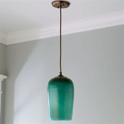 Teal Glass Pendant Light 170 Best Turquoise Teal Aqua Images On Pinterest Glass