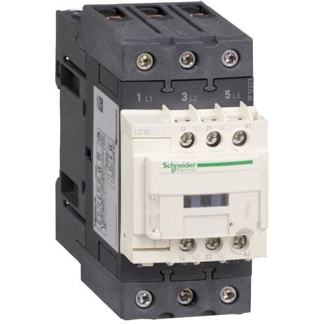 Contactor Lc1d50am7 Schneider contactor schneider electric lc1d65am7 3p 65a no nc 220v 50 60hz technology