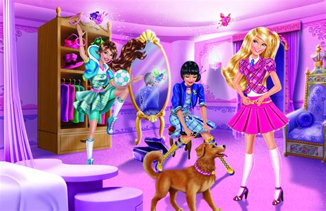 film barbie charm school barbie princess charm school new barbie movies photo