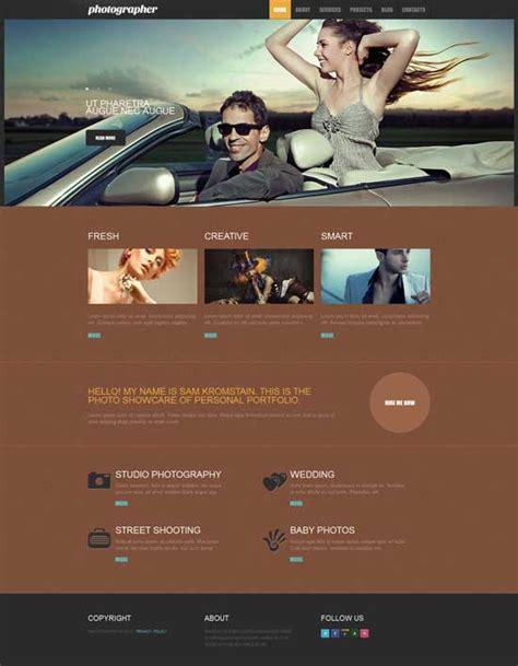 drupal themes photography free 20 free responsive drupal themes neweb