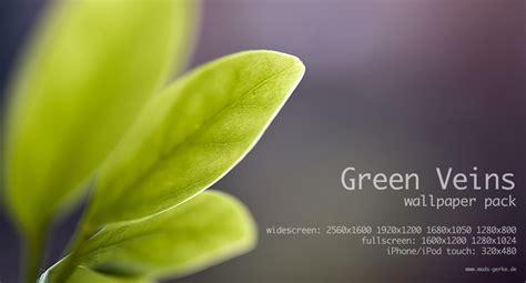 Green Veins Wallpaper Pack By Ythor   green veins wallpaper pack by ythor on deviantart