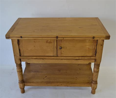 laundry table pine laundry table at 1stdibs