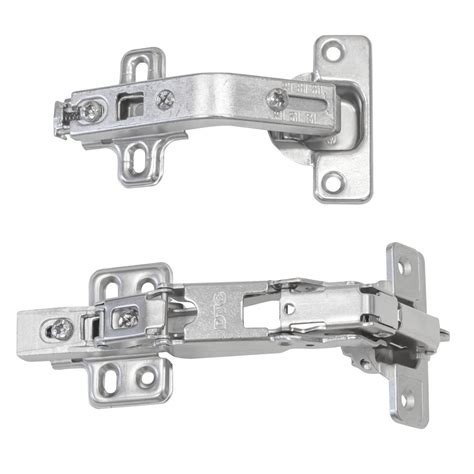 kitchen cabinet corner hinges kaboodle corner cabinet hinge 5 pack bunnings warehouse