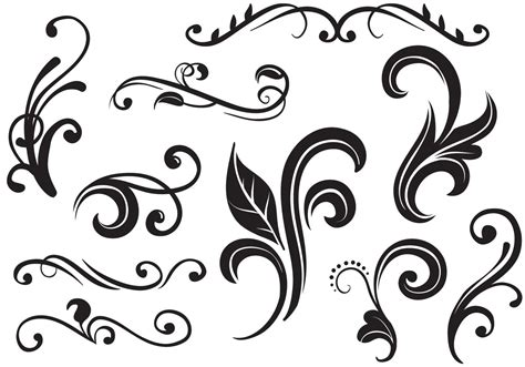 free vector graphics clipart free flourishes vectors free vector stock