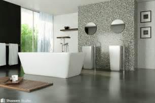 Designer Grab Bars For Bathrooms concrete floor in the bathroom on pinterest modern