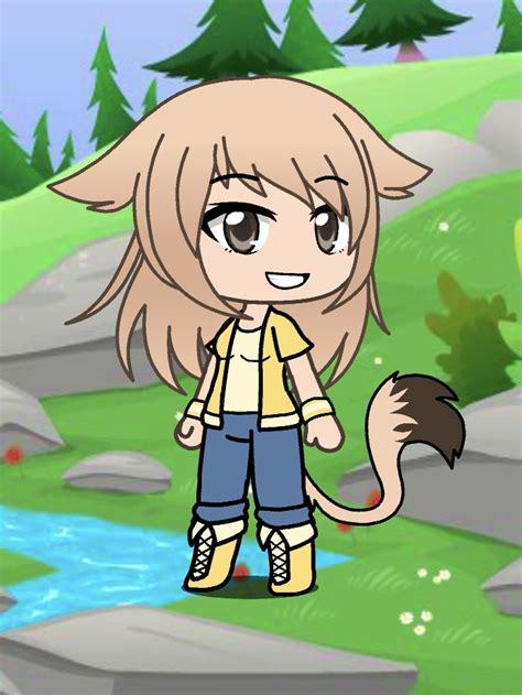 pin   orca  gacha life outfits lion king