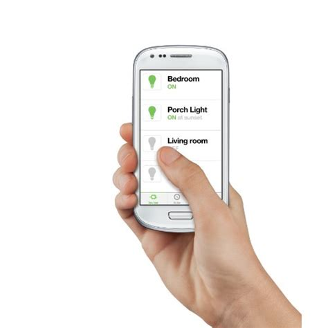 smartphone light switch belkin wemo light switch control your lights from