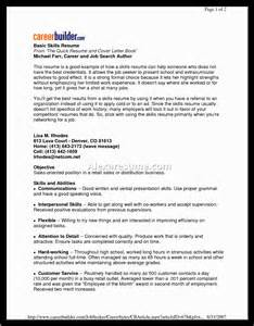 Strong Resume Objective by Generic Resume Cover Letter Hermeshandbags Biz