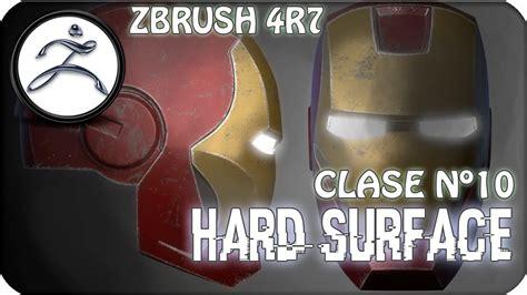tutorial de zbrush 4 en español tutorial zbrush en espa 241 ol 10 hard surface modeling