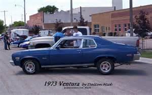 Pontiac Ventura Hatchback 1973 Pontiac Ventura