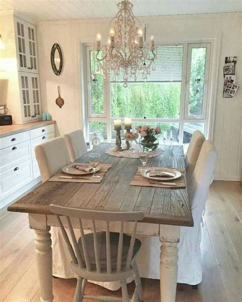 modern farmhouse dining room decor ideas french
