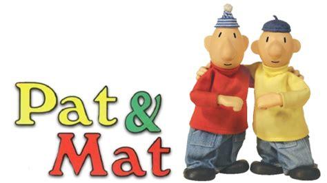 Pat And Mat by Pat Mat Tv Fanart Fanart Tv