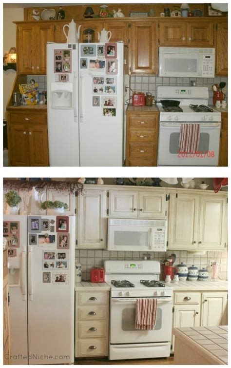 17 best images about transforming oak cabinets on