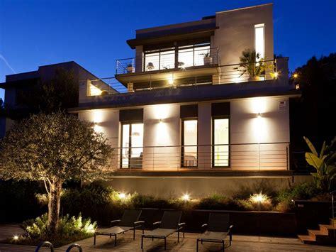 2 Story Modern House Plans luxe et exclusive villa moderne pr 232 s de sitges