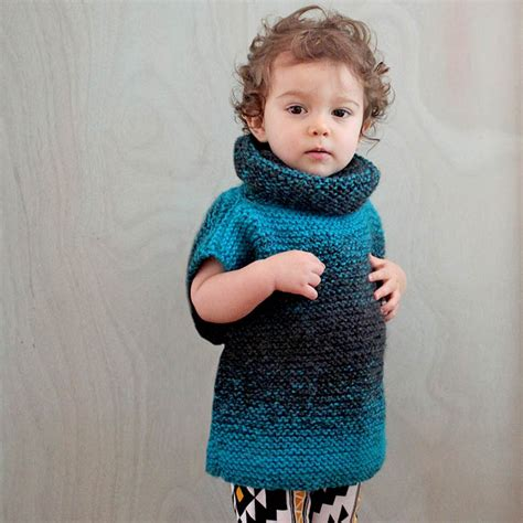 Knitting Pattern Sweater Child | super easy 3 square child s sweater knitting pattern