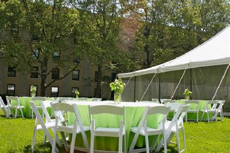 backyard events backyard wedding without a backyard 2017 2018 best